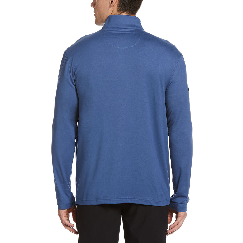 Callaway Men's Coastal Fjord Lightweight Quarter Zip Pullover