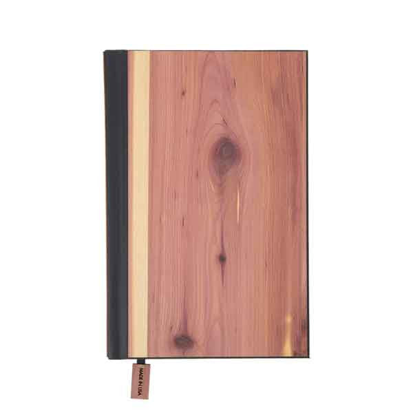 Woodchuck Usa Cedar Classic Journal With Lined Pages