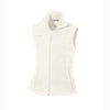 columbia-womens-white-fleece-vest