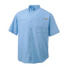 Columbia Men's Sail Blue Tamiami II S/S Shirt
