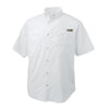 Columbia Men's White Tamiami II S/S Shirt