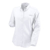 Columbia Women's White Tamiami II Long Sleeve Shirt