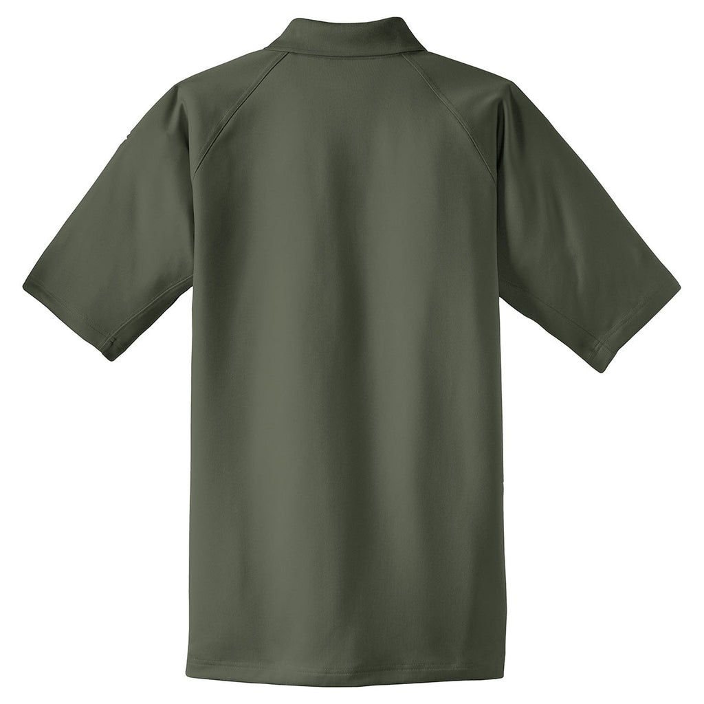 Cornerstone Men's Tactical Green Select Snag-Proof Tactical Polo