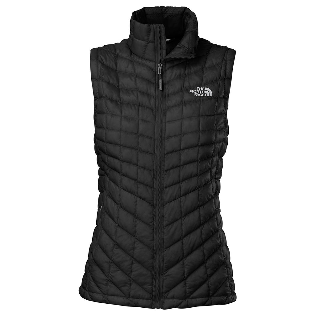 bc6dc6e499 The North Face Women s Black Thermoball Vest