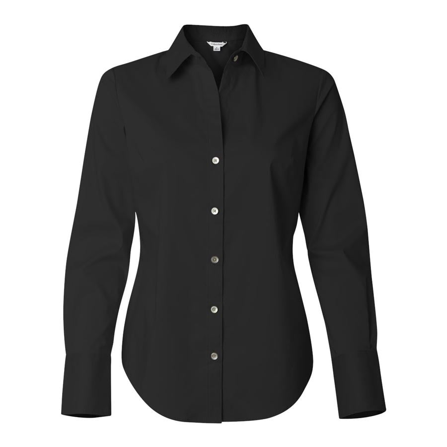Port Authority Embroidered Men's SuperPro Oxford Shirt