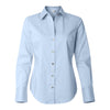 calvin-klein-womens-light-blue-stretch-shirt