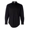 calvin-klein-black-fitted-shirt