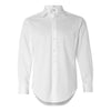calvin-klein-white-fitted-shirt