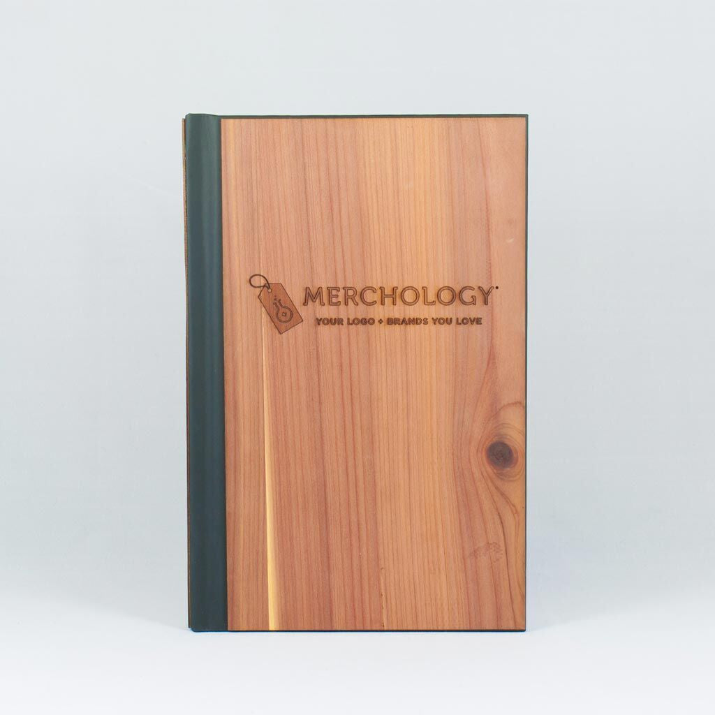 Woodchuck USA Mahogany Classic Journal with Lined Pages