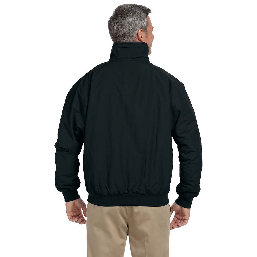 Devon & Jones Men's Black Three-Season Classic Jacket