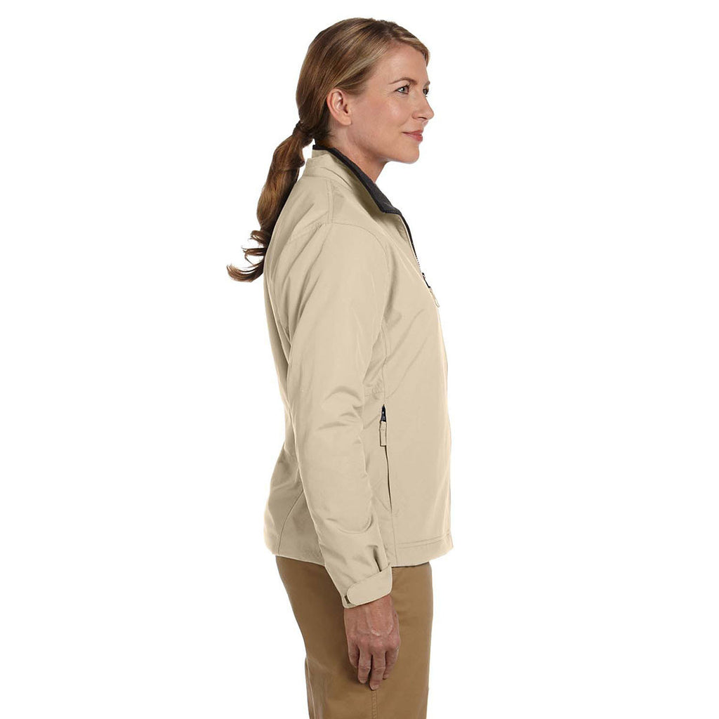Devon & Jones Women's Stone Three-Season Classic Jacket