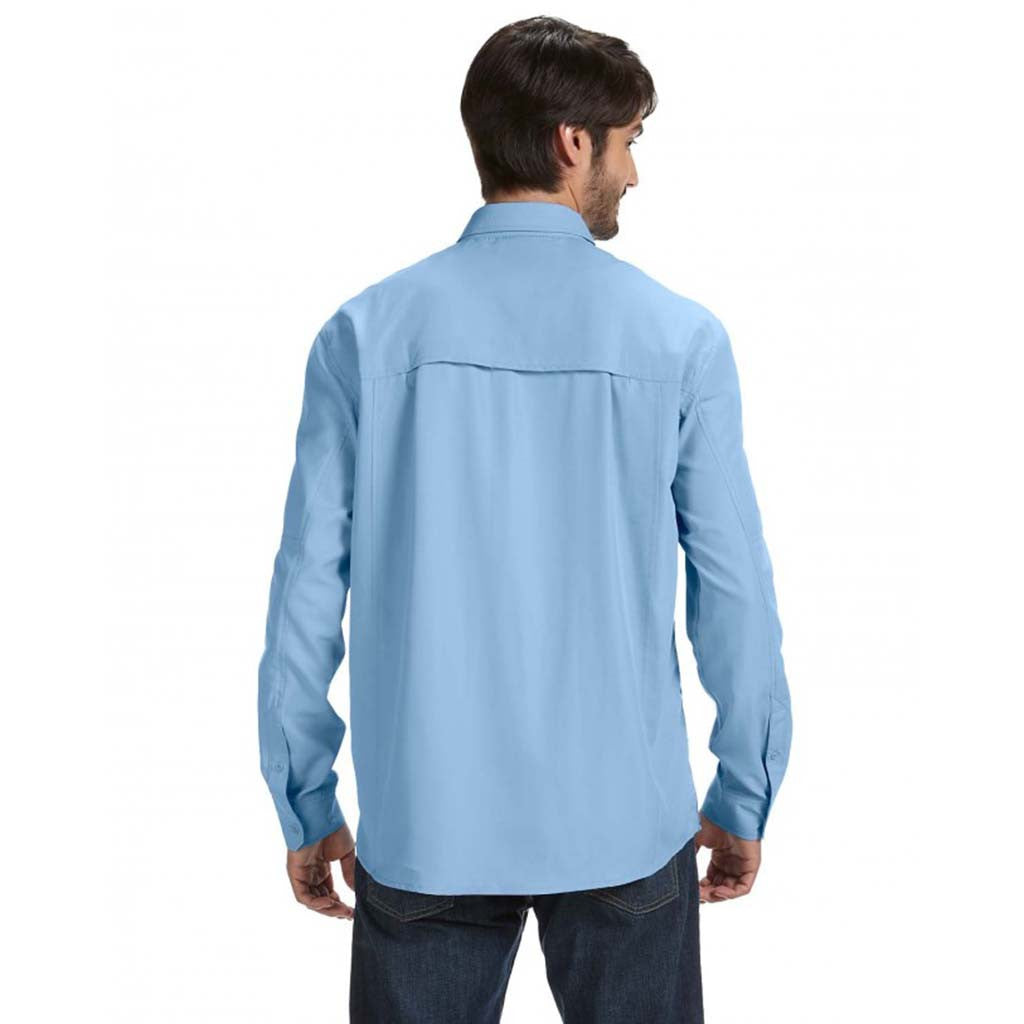 Dri Duck Men's Sky Long-Sleeve Catch Fishing Shirt