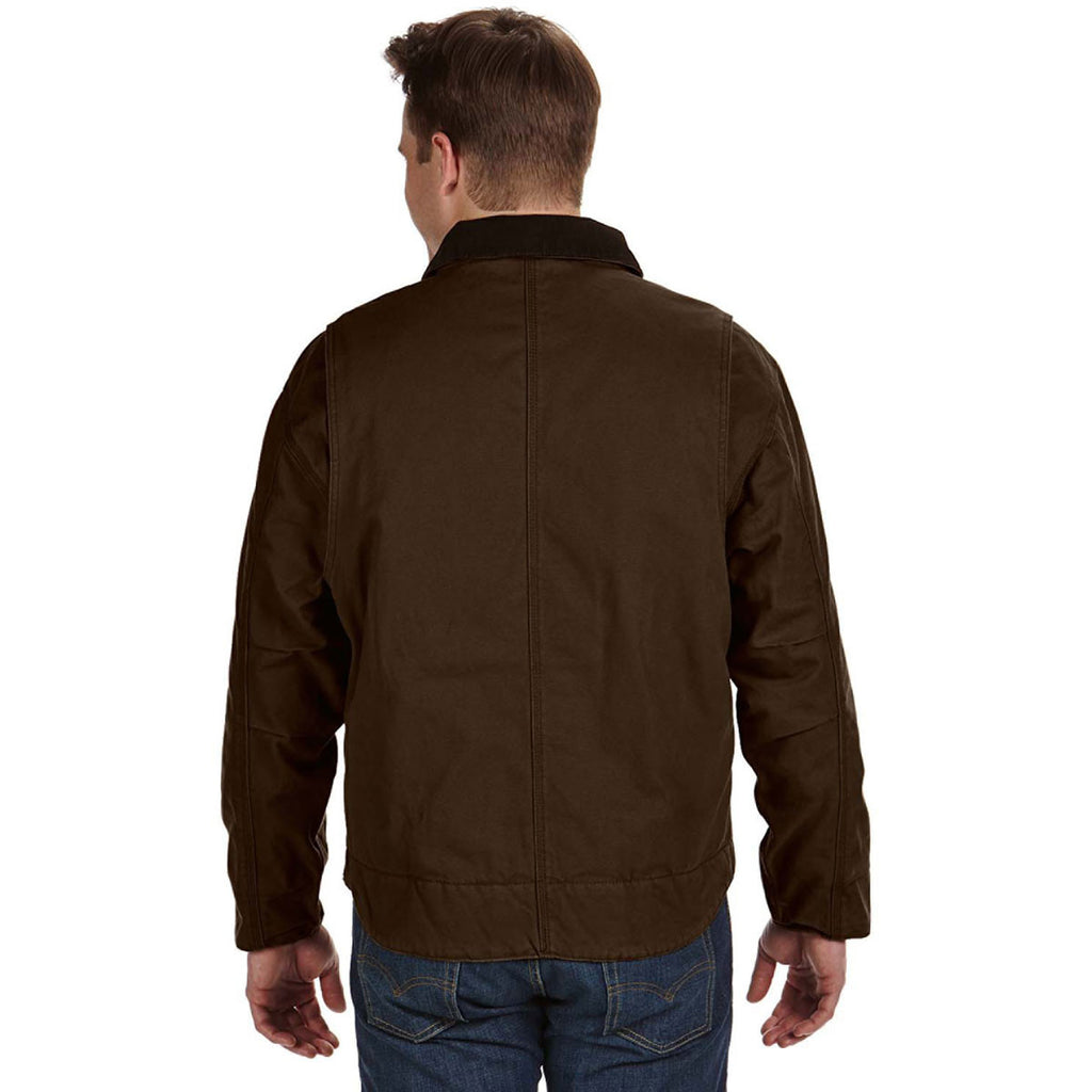 Dri Duck Men's Tobacco Tall Outlaw Jacket