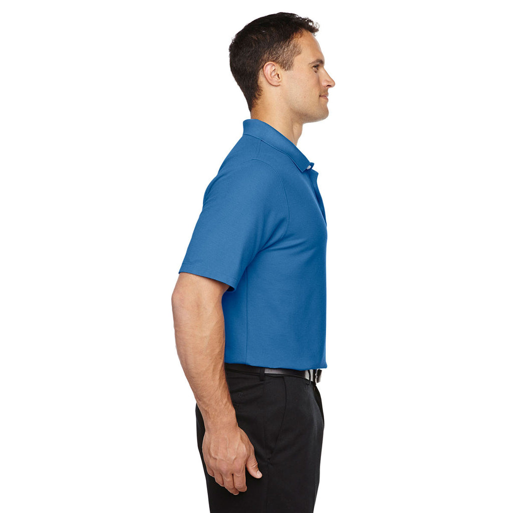 Devon & Jones Men's French Blue Drytec 20 Performance Polo