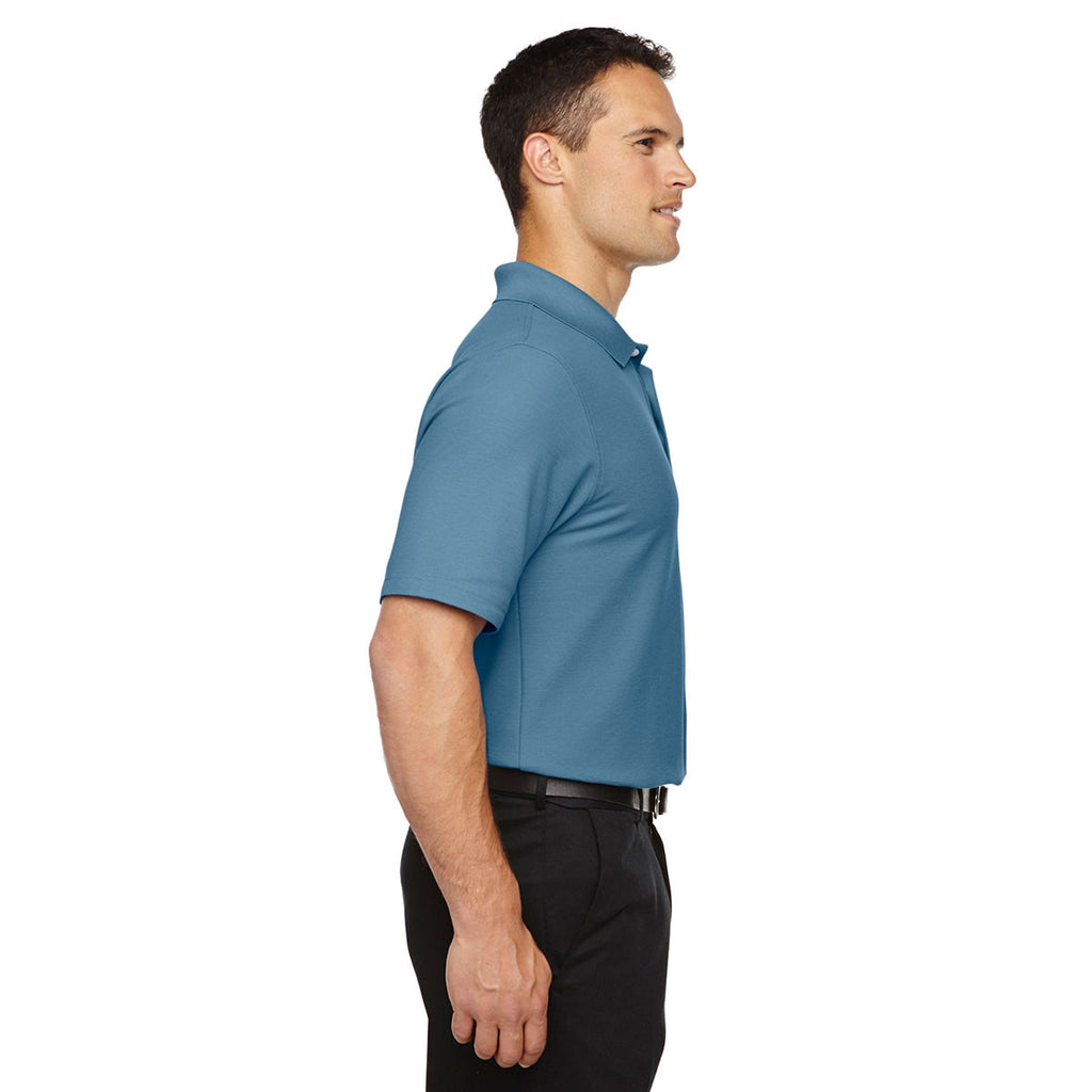 Devon & Jones Men's Slate Blue Drytec 20 Performance Polo