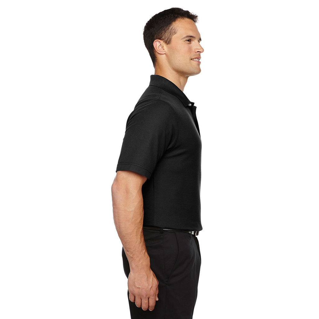 Devon & Jones Men's Black Drytec 20 Tall Performance Polo