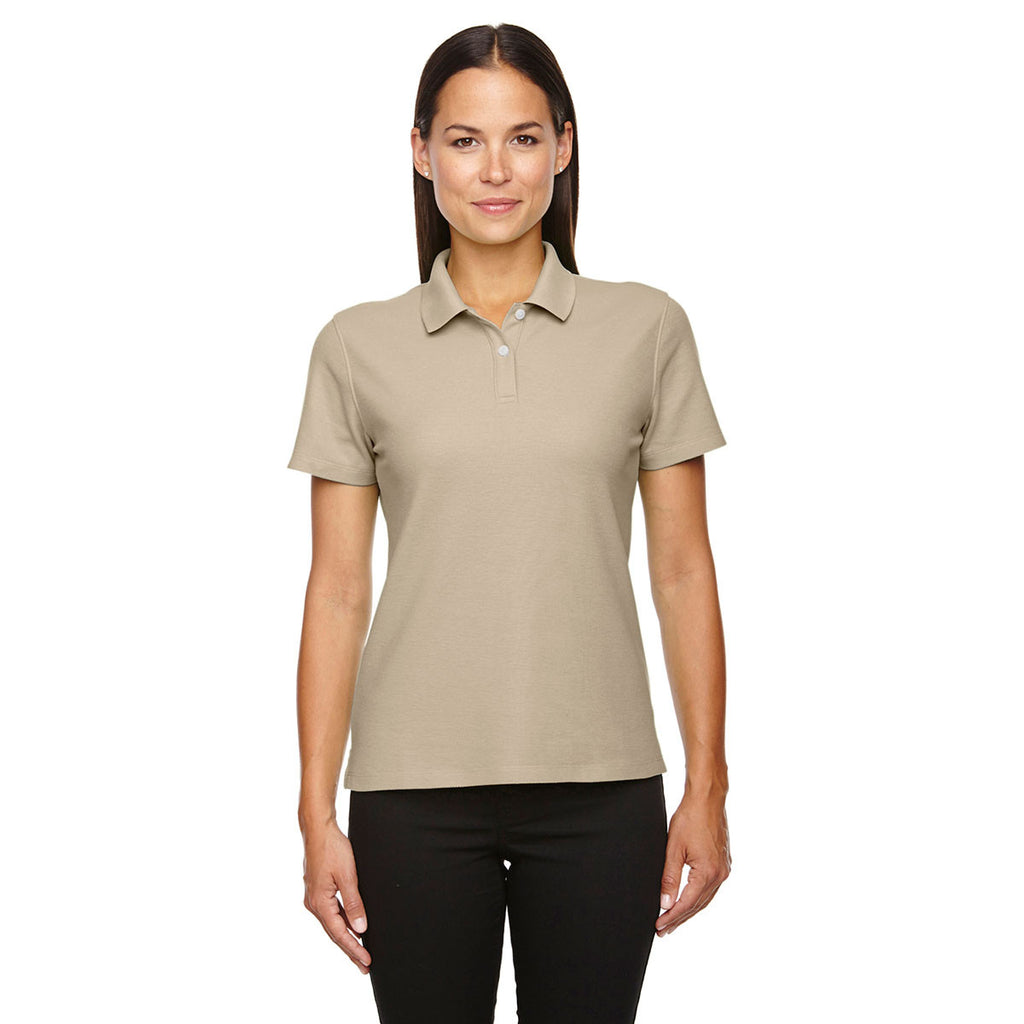 Devon & Jones Women's Stone Drytec 20 Performance Polo