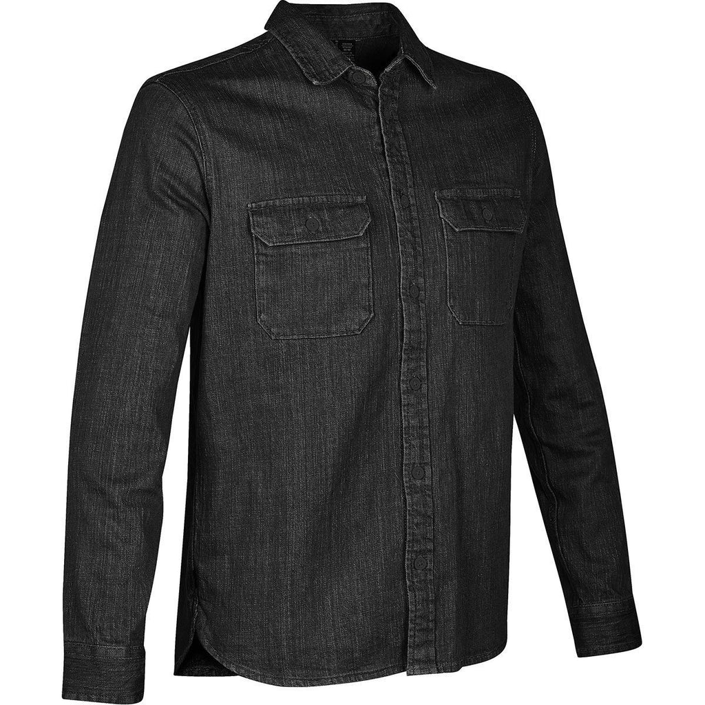 Stormtech Men's Granite Impact Denim Workshirt