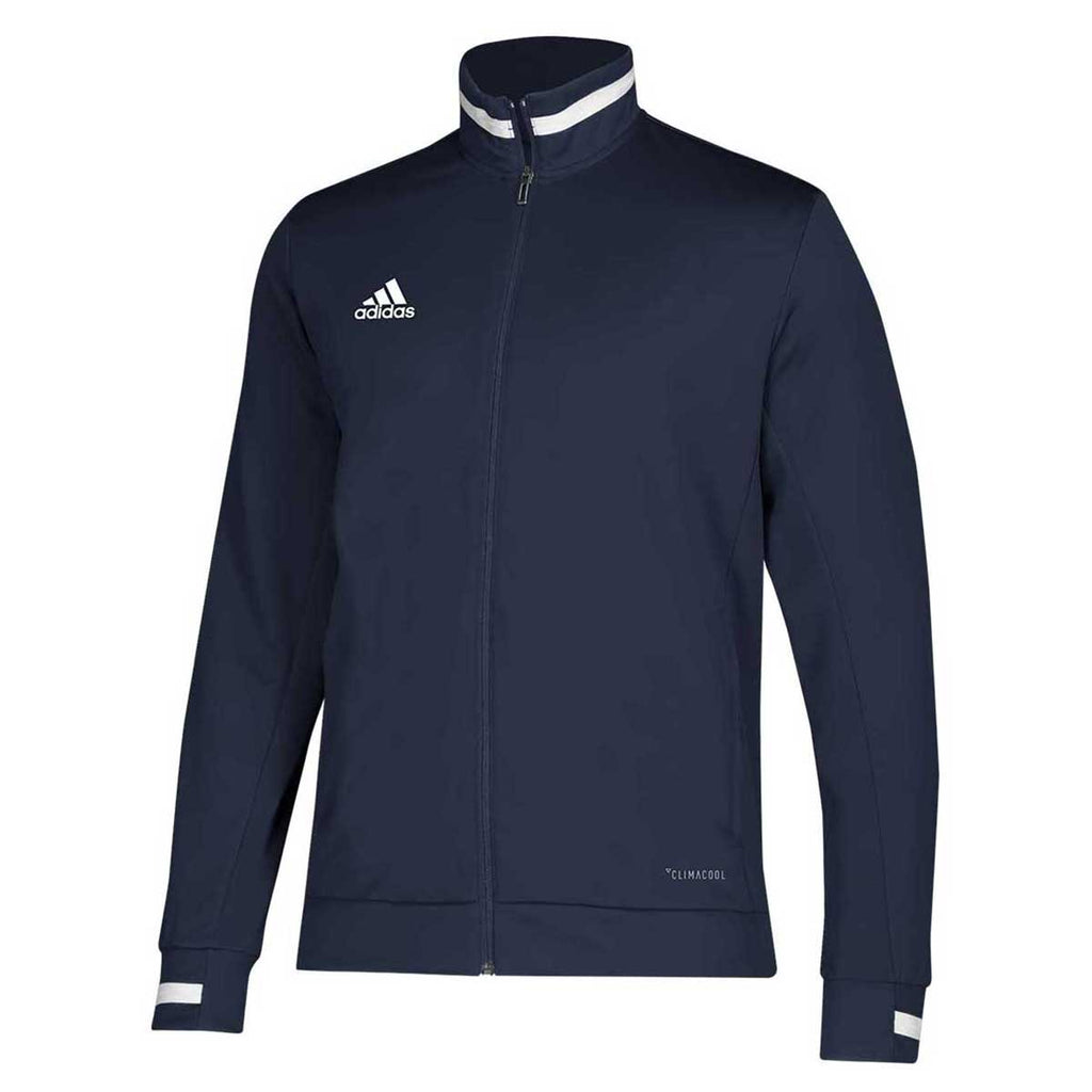 Custom Embroidered Adidas Jackets for Men