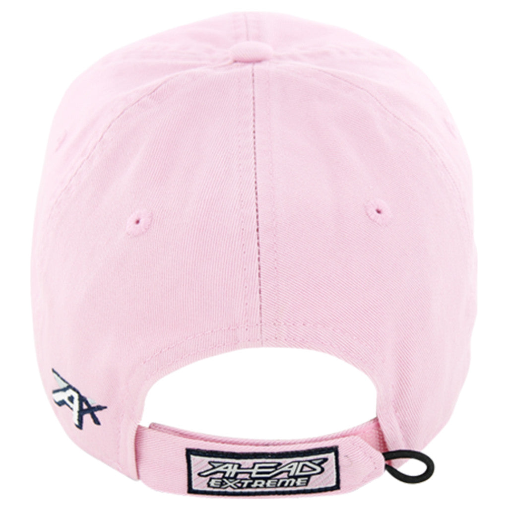 AHEAD Hot Pink Vintage Extreme Solid Cap