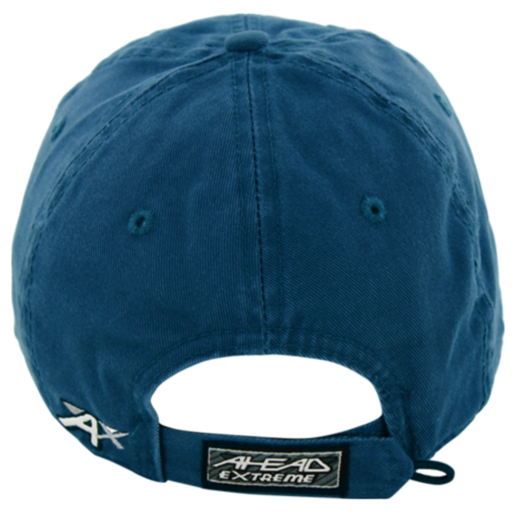 AHEAD Navy Vintage Extreme Solid Cap