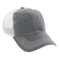 AHEAD Charcoal Pigment Dyed Mesh Cap 3e02070fffd