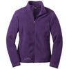 eddie-bauer-purple-women-fleece-jacket