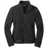 eddie-bauer-black-women-fleece-jacket
