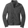 eddie-bauer-grey-women-fleece-jacket