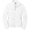 eddie-bauer-white-women-fleece-jacket