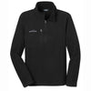 eddie-bauer-black-pullover-fleece