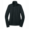 eddie-bauer-black-women-grid-fleece