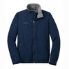 eddie-bauer-blue-fleece-lined