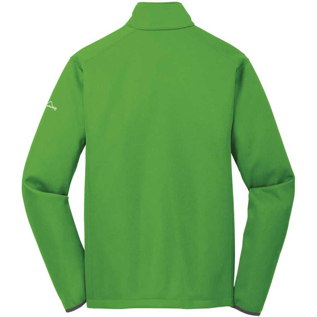 Eddie Bauer Men's Ivy Green Weather-Resist Softshell Jacket
