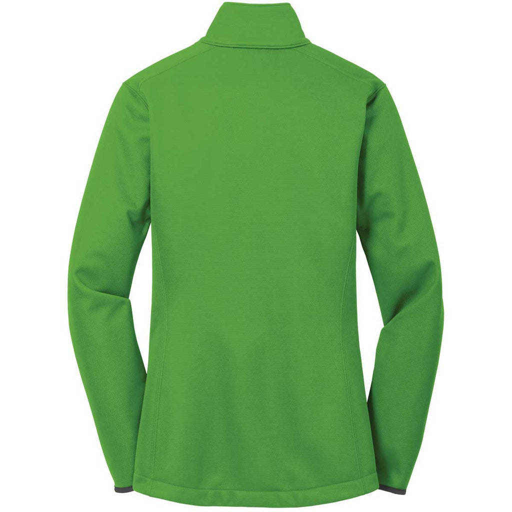 Eddie Bauer Women's Ivy Green Weather-Resist Softshell Jacket