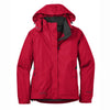 eddie-bauer-red-women-rain-jacket