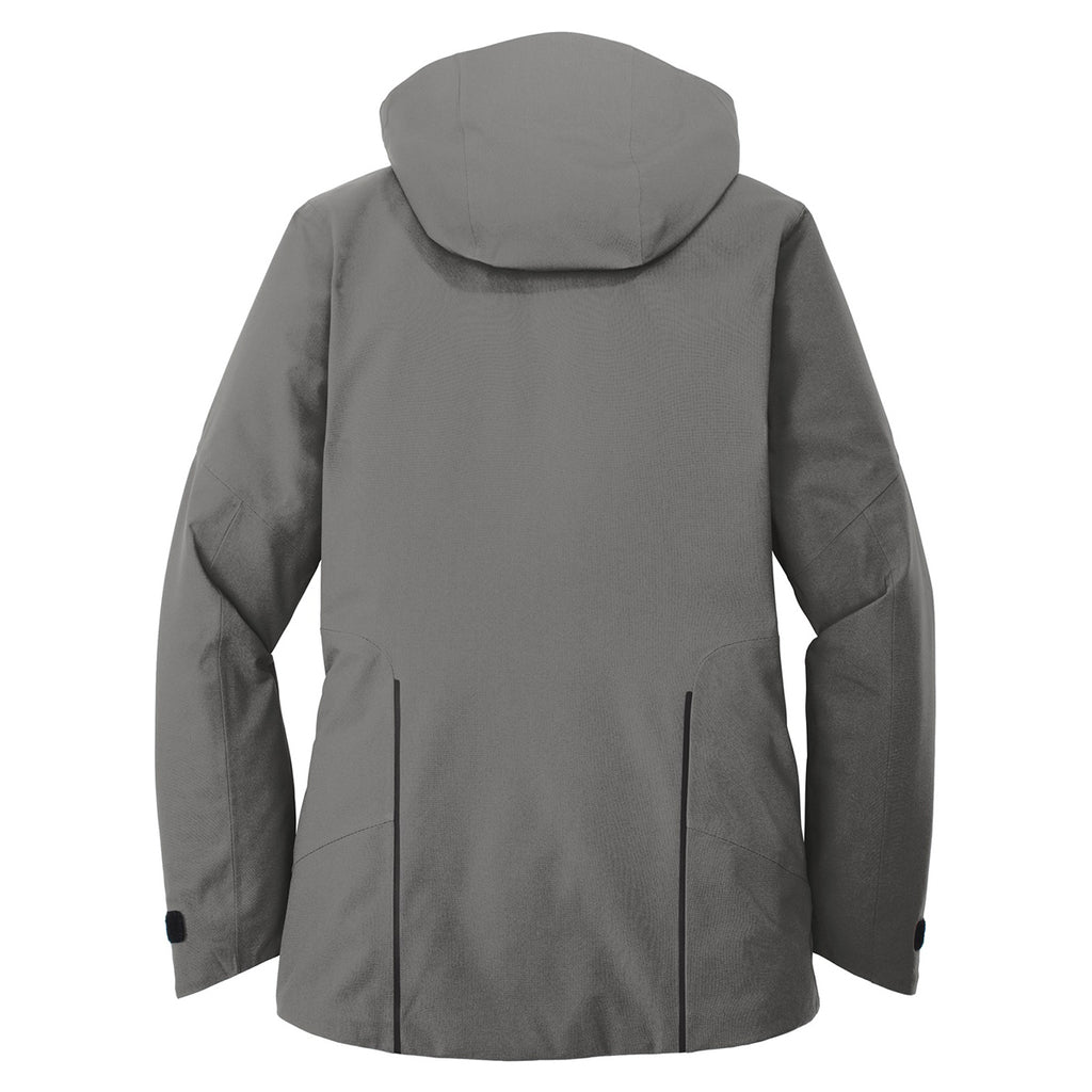 Eddie Bauer Women's Metal Grey WeatherEdge Plus Insulated Jacket