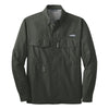 eddie-bauer-grey-fishing-shirt