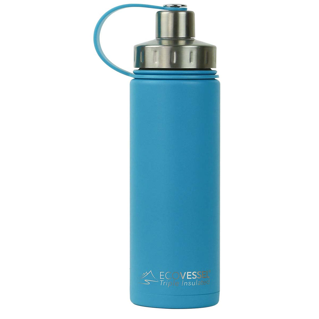 EcoVessel Teal Boulder 20 oz Bottle