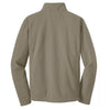 Port Authority Men's Brown Taupe Value Fleece Jacket