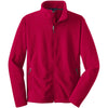 port-authority-red-value-fleece
