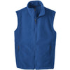 port-authority-blue-fleece-vest