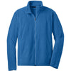 port-authority-blue-microfleece
