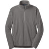 port-authority-grey-microfleece-zip