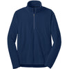 port-authority-navy-microfleece-zip