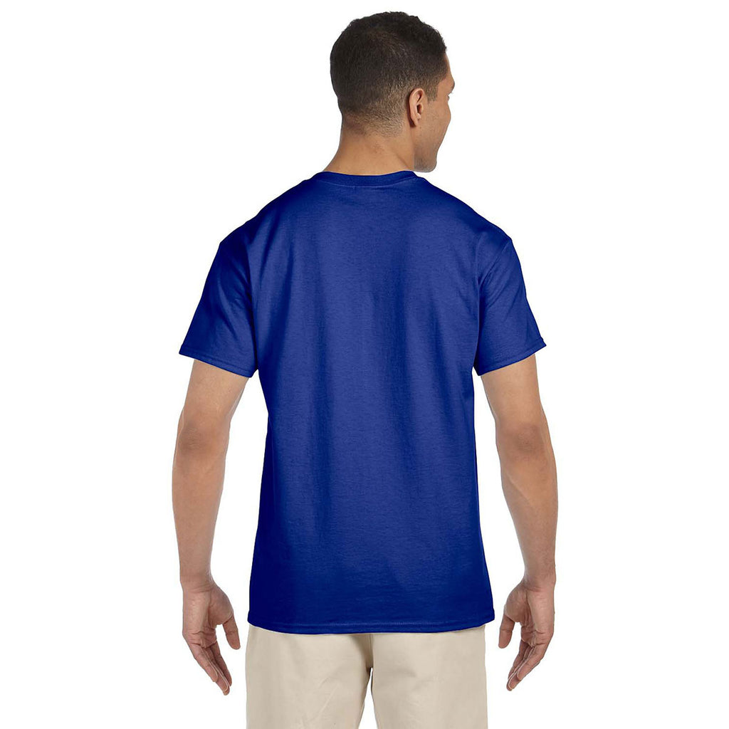 Gildan Men's Royal Ultra Cotton Pocket T-Shirt