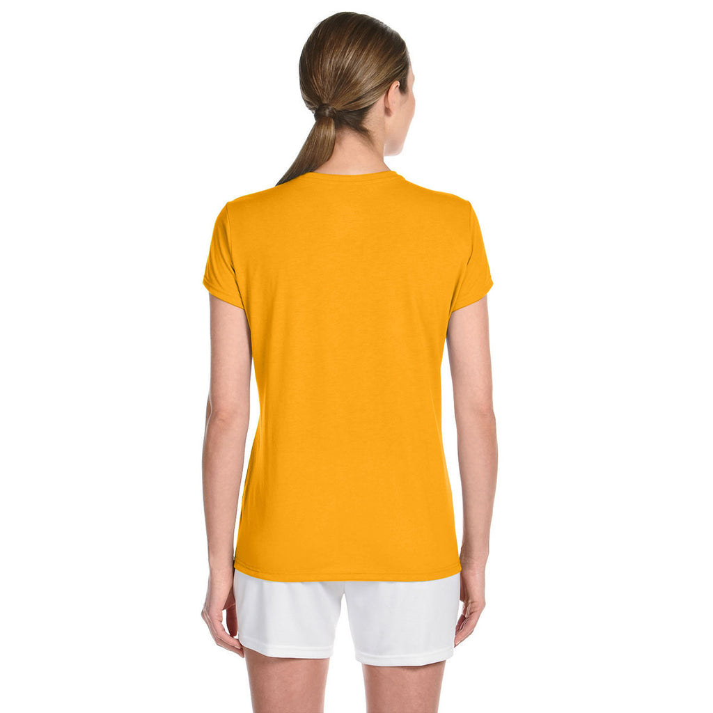 Gildan Women's Gold Performance 5 oz. T-Shirt