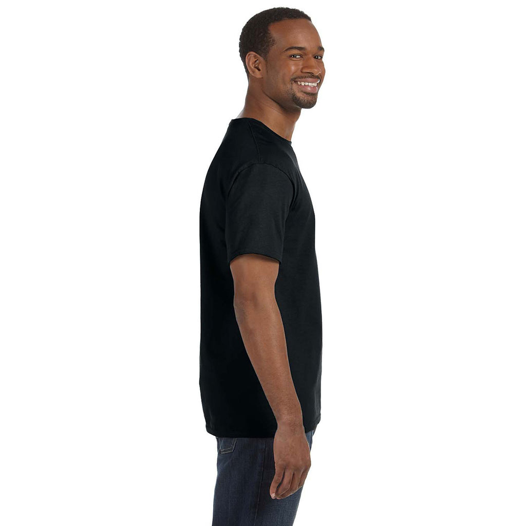 Gildan Men's Black 5.3 oz. T-Shirt