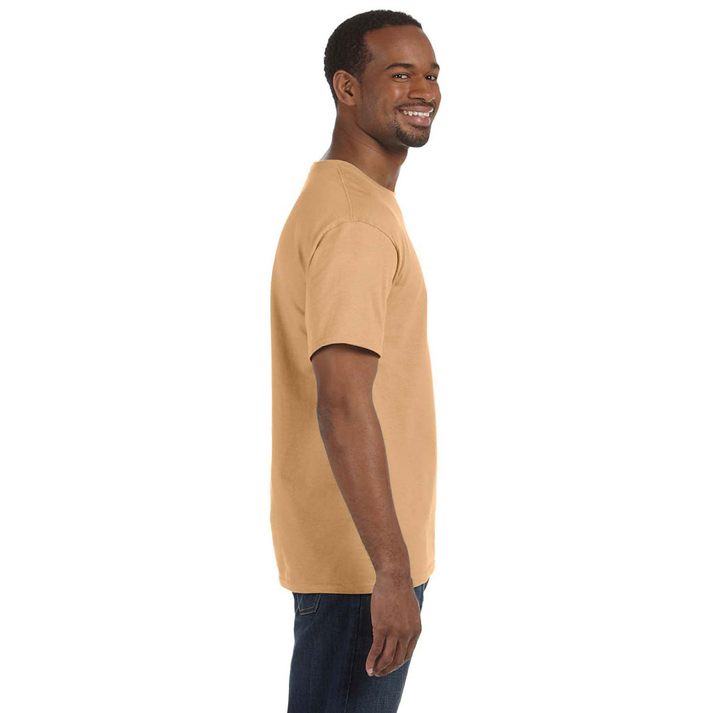 Gildan Men's Old Gold 5.3 oz. T-Shirt