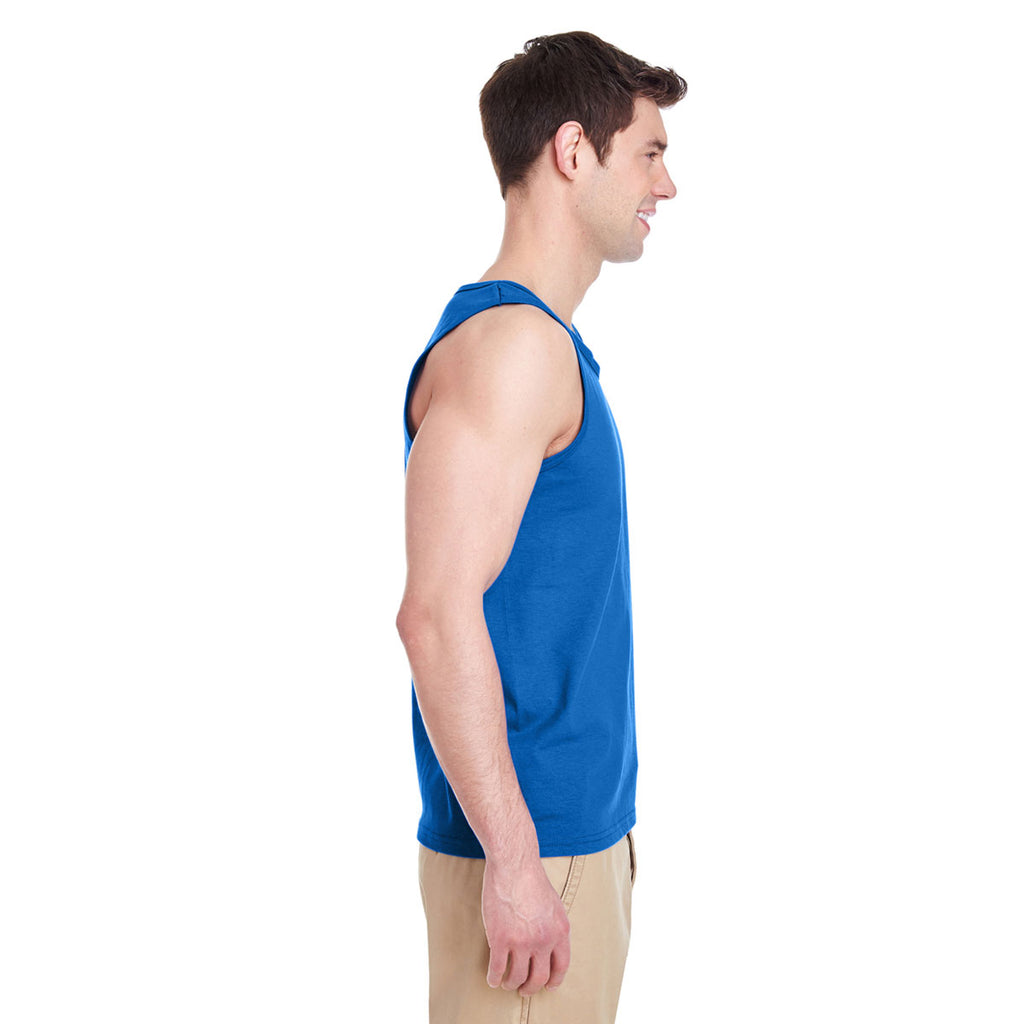 Gildan Men's Royal Heavy Cotton 5.3 oz. Tank